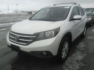 Used 2012 Honda CR-V Touring  AWD Navi, Backup Camera for sale in Waterloo, ON