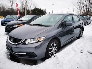 Used 2014 Honda Civic LX for sale in Ottawa, ON