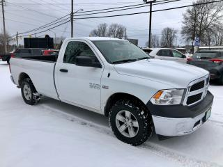 Used 2016 RAM 1500 ST 4x4 With Only 65500 $108 weekly for sale in Perth, ON