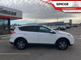Used 2017 Toyota RAV4 LE  - Heated Seats -  Bluetooth for sale in Simcoe, ON