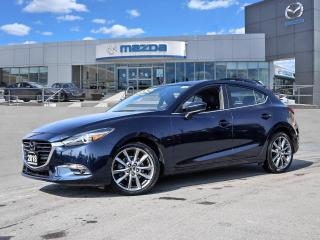Used 2018 Mazda MAZDA3 GT for sale in Hamilton, ON