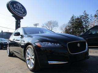 Used 2017 Jaguar XF 4dr Sdn 20d Premium for sale in Burlington, ON