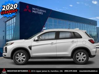 New 2020 Mitsubishi RVR ES  - Heated Seats -  Android Auto for sale in Mount Hope (Hamilton), ON