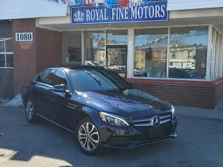Used 2017 Mercedes-Benz C-Class C300,AMG,AWD,PanoramaRoof,Navi,Leather,BlindSpot,Only38KKms,LikeNew,MercedesBenzWarranty for sale in Toronto, ON