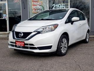 Used 2017 Nissan Versa Note 5DR HB AUTO 1.6 SV for sale in Bowmanville, ON