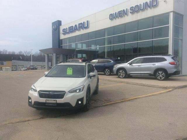 2020 Subaru Crosstrek Limited