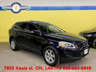 Used 2012 Volvo XC60 3.2 Premier AWD, Panoramic Roof for sale in Vaughan, ON