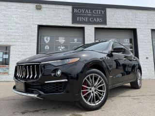 Used 2019 Maserati Levante **SOLD** GranLusso Q4 One Owner for sale in Guelph, ON