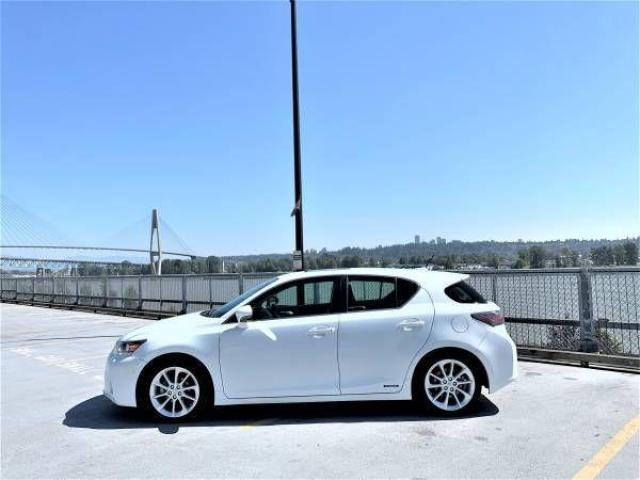 2012 Lexus CT 200h HYBRID ONLY 38K