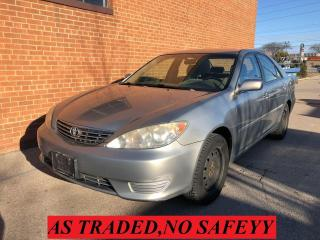 Used 2006 Toyota Camry LE for sale in Oakville, ON