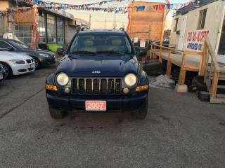 Used 2007 Jeep Liberty Sport for sale in Etobicoke, ON