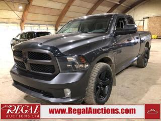 Used 2018 RAM 1500 Express 4D QUAD CAB 4WD 5.7 for sale in Calgary, AB