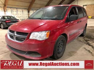 Used 2016 Dodge Grand Caravan 4D Sports VAN for sale in Calgary, AB