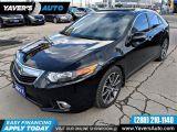 Photo of Black 2011 Acura TSX