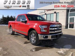 Used 2017 Ford F-150 Lariat for sale in Virden, MB