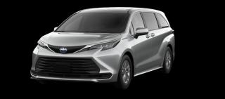 New 2021 Toyota Sienna Sienna LE AWD 8-Pass for sale in Pickering, ON