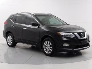Used 2017 Nissan Rogue SV Moonroof PKG Accident Free, Moonroof, Remote Start, Backup Camera for sale in Winnipeg, MB