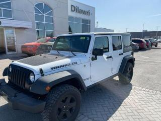 Used 2017 Jeep Wrangler UNLIMITED SPORT for sale in Nepean, ON
