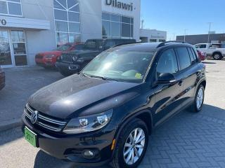 Used 2017 Volkswagen Tiguan Wolfsburg Edition for sale in Nepean, ON