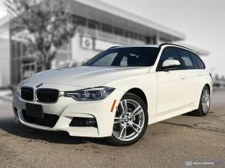 Used 2018 BMW 3 Series 330i xDrive TOURING! LOCAL! LOADED! for sale in Winnipeg, MB