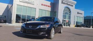 Used 2014 Honda Accord Touring for sale in Ottawa, ON