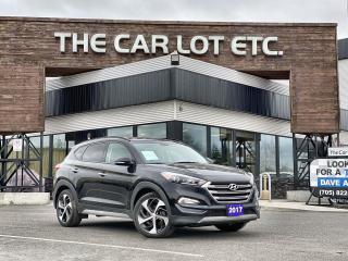 Used 2017 Hyundai Tucson SE AWD!! LEATHER!! SUNROOF!! BACK-UP CAM!! for sale in Sudbury, ON