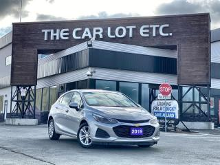 Used 2019 Chevrolet Cruze LT HATCHBACK!! HEATED SEATS!! BACK-UP CAMERA!! APPLE CARPLAY!! for sale in Sudbury, ON