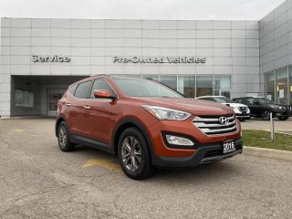 Used 2016 Hyundai Santa Fe Sport 2.4 Luxury ONE OWNER TRADE, PRICED TO SELL WITH ALL SEASON TIRES AND SNOW TIRES. for sale in Toronto, ON