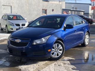 Used 2012 Chevrolet Cruze LT Turbo for sale in Saskatoon, SK