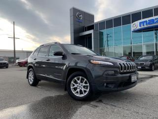 Used 2016 Jeep Cherokee North 4x4 With Navigation for sale in Chatham, ON