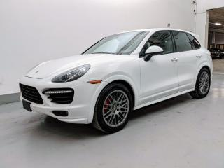 Used 2014 Porsche Cayenne GTS/PORSCHE ENTRY& DRIVE/PANO/NAV! for sale in Toronto, ON
