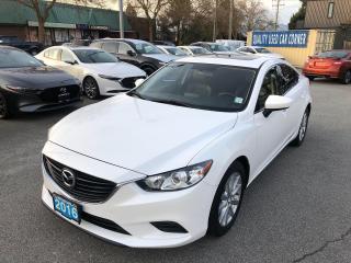 Used 2016 Mazda MAZDA6 GS at for sale in Burnaby, BC