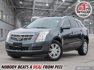 Used 2010 Cadillac SRX Luxury Collection for sale in Mississauga, ON