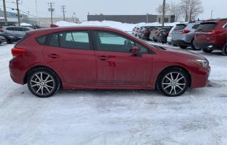 Used 2018 Subaru Impreza Sport ALLOYS  ROOF  CLOTH  HTD SEATS  BACKUP CAM for sale in Ottawa, ON