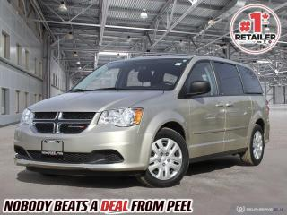 Used 2014 Dodge Grand Caravan SXT*Stow 'N Go*3 Zone Climate*Value!!! for sale in Mississauga, ON