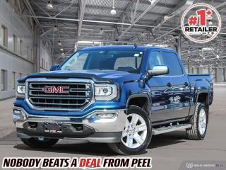 Used 2017 GMC Sierra 1500 SLE for sale in Mississauga, ON