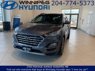 Used 2019 Hyundai Tucson Luxury for sale in Winnipeg, MB