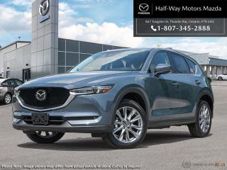 New 2021 Mazda CX-5 GT for sale in Thunder Bay, ON