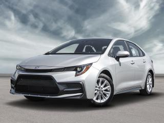 New 2021 Toyota Corolla SE CVT for sale in North Bay, ON