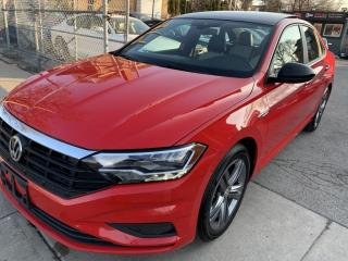 Used 2019 Volkswagen Jetta HIGHLINE MANUAL for sale in Hamilton, ON