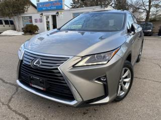 Used 2018 Lexus RX 350 RX 350 Auto PREMIUM*ONE OWNER*ACCIDENT FREE for sale in Brampton, ON