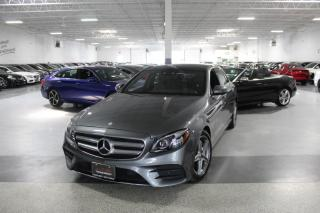Used 2017 Mercedes-Benz E-Class E400 4MATIC NO ACCIDENTS I AMG I NAVIGATION I PANOROOF I BT for sale in Mississauga, ON