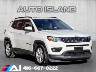 Used 2017 Jeep Compass NORTH**LEATHER**PANORAMIC SUNROOF**70KMS!! for sale in North York, ON