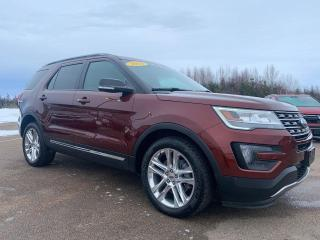 Used 2016 Ford Explorer XLT 4WD for sale in Summerside, PE
