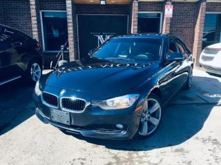 Used 2014 BMW 3 Series 4dr Sdn 320i xDrive AWD,LEATHER for sale in Brampton, ON