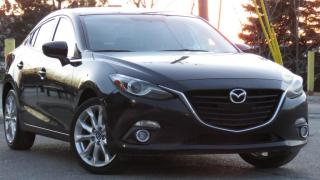 Used 2014 Mazda MAZDA3 Auto GT-SKY Navi for sale in North York, ON