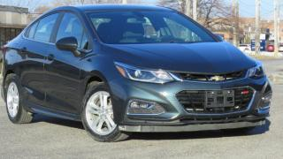 Used 2017 Chevrolet Cruze RS for sale in North York, ON