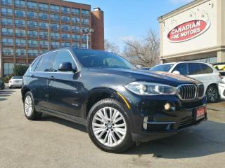 Used 2014 BMW X5 CLEAN CARFAX | NAVI | CAM | PANO | 4 NEW SNOW TIRES* | for sale in Scarborough, ON