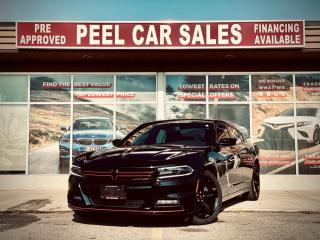 Used 2018 Dodge Charger SXT Plus|PRICE.MATCH.POLICY| for sale in Mississauga, ON