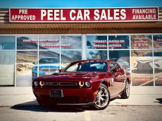 Used 2020 Dodge Challenger SXT|PRICE.MATCH.POLICY|NAVI|LEATHER|BLINDSPOTS|SUNROOF| for sale in Mississauga, ON